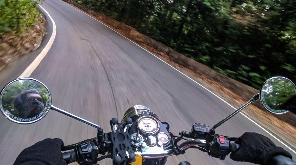 バイクで配達した場合のウーバーイーツの給料の目安