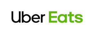 Uber Eats(ウーバーイーツ)のロゴ